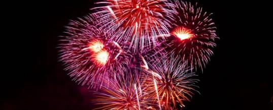 2012 Starts with a Bang!