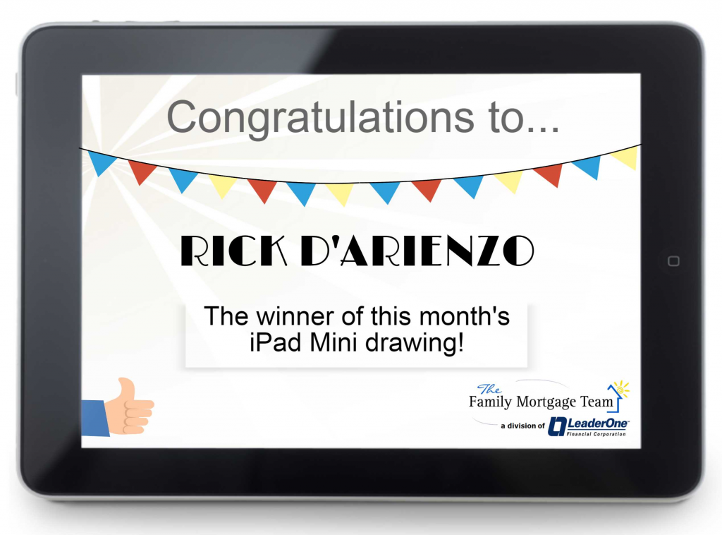 iPad Winner Announcement_AUG2014
